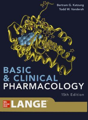 Basic and Clinical Pharmacology 15e