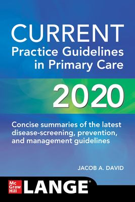 CURRENT Practice Guidelines in Primary Care 2020