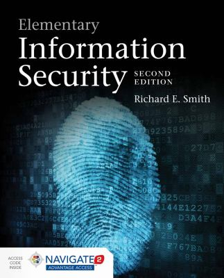 book cover: Elementary Information Security