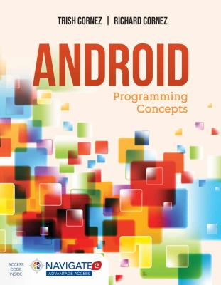 book cover: Android Programming Concepts