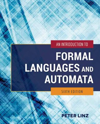 book cover: An Introduction to Formal Languages and Automata