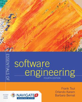book cover: Essentials of Software Engineering