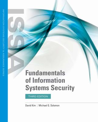 book cover: Fundamentals of Information Systems Security