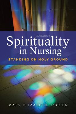 spirituality in nursing with colorful cover