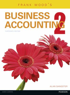 Business Accounting Cover