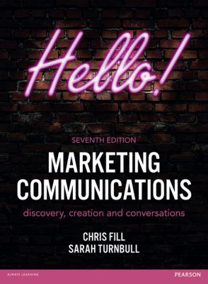Marketing Communications Cover