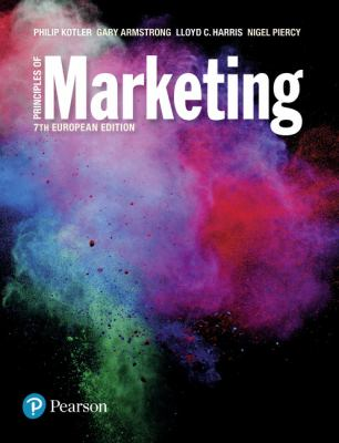Principles of Marketing Cover