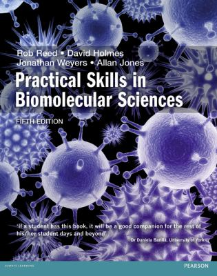 Practical skills in biomolecular sciences Cover