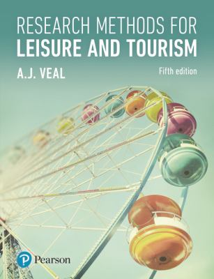 Cover of book Research Methods for Leisure and Tourism. Link to catalogue entry for this book