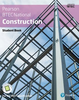 BTEC Nationals Construction Student Book + Active Book