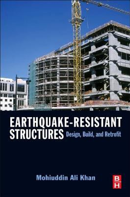 book cover:  Earthquake-Resistant Structures