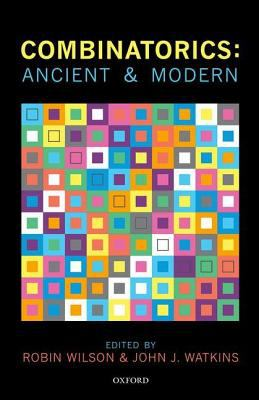 book cover: Combinatorics: Ancient and Modern
