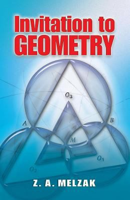 book cover: Invitation to Geometry