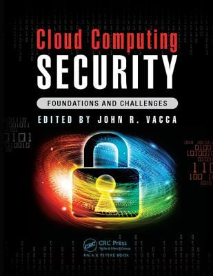 book cover: Cloud Computing Security