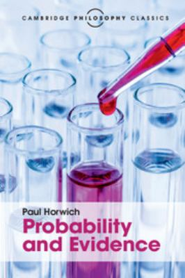 book cover: Probability and Evidence