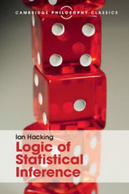 book cover: Logic of Statistical Inference