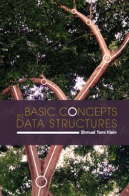 book cover: Basic concepts in data structures