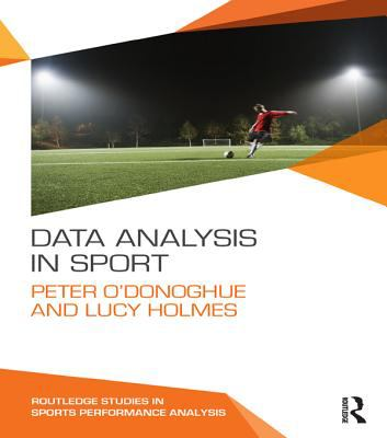book cover: Data Analysis in Sport