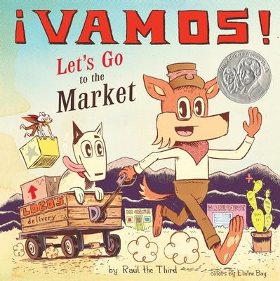 ¡Vamos! Let's Go to the Market by Rául III