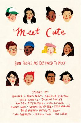 Book cover for Meet cute.