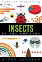 Insects by the numbers : a book of infographics