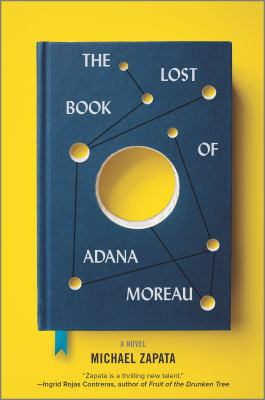The Lost Book of Adana Moreau book cover