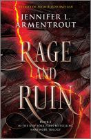 Rage And Ruin by Armentrout, Jennifer L. © 2020 (Added: 3/25/21)