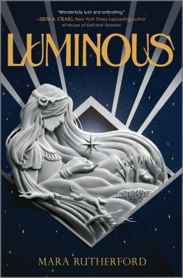Luminous by Rutherford, Mara, author.