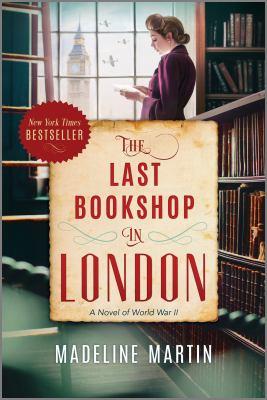 Last Bookshop in London, Madeline Martin