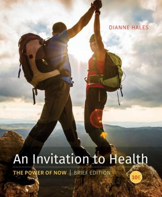 An Invitation to Health, Brief Edition book jacket