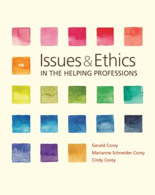 Issues & ethics in the helping professions