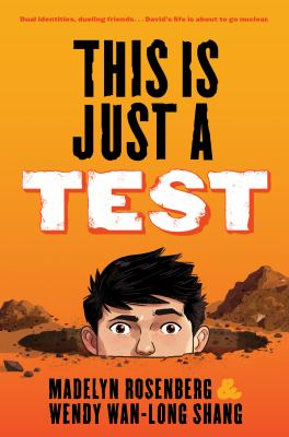Cover Art for This is Just a Test