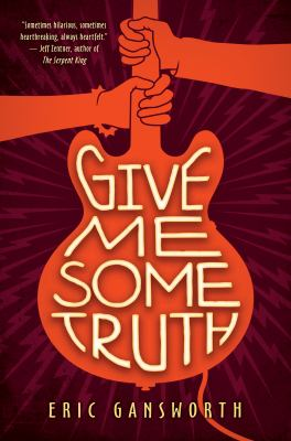Give Me Some Truth Cover Art