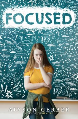 Focused book cover