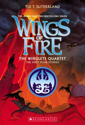 Winglets quartet : the first four stories