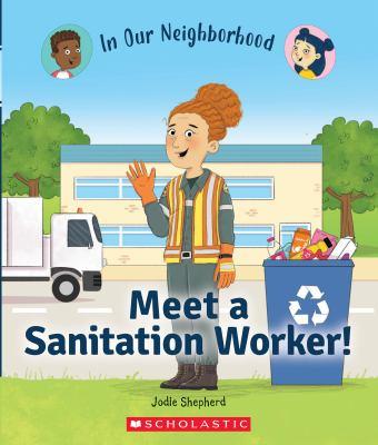 Meet a sanitation worker!