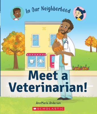 Meet a veterinarian!