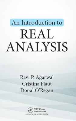 book cover: An Introduction to Real Analysis