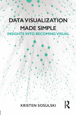 book cover: Data Visualization Made Simplee
