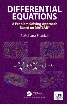 book cover: Differential Equations : a problem solving approach based on MATLAB