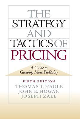 [cover art] The strategy and tactics of pricing