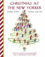 Book cover for Christmas at the New Yorker