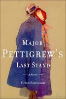 Major Pettigrew's Last Stand book cover