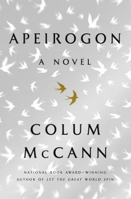 Apeirogon: a Novel book cover