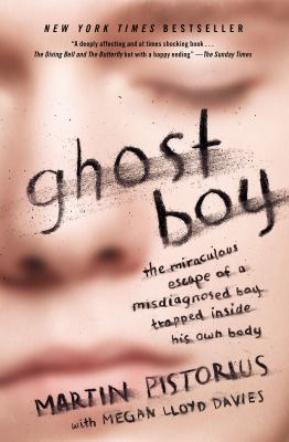 Cover Art - ghost boy