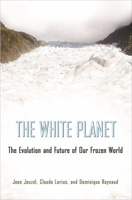 Book Cover : The White Planet