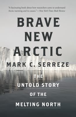 Book  Cover : Brave New Arctic