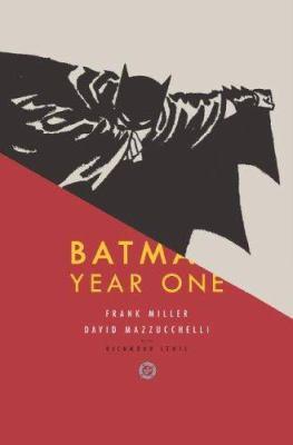 Batman Year 1 - October