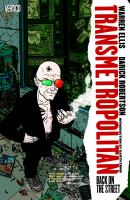 Transmetrolitan book cover