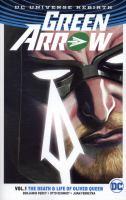 Green Arrow book cover